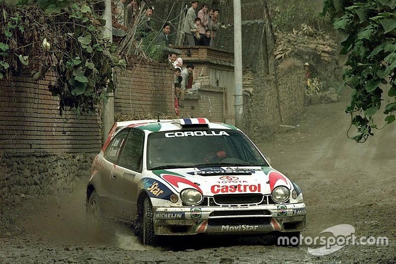 Ралли Китай вытеснит из календаря WRC один из этапов