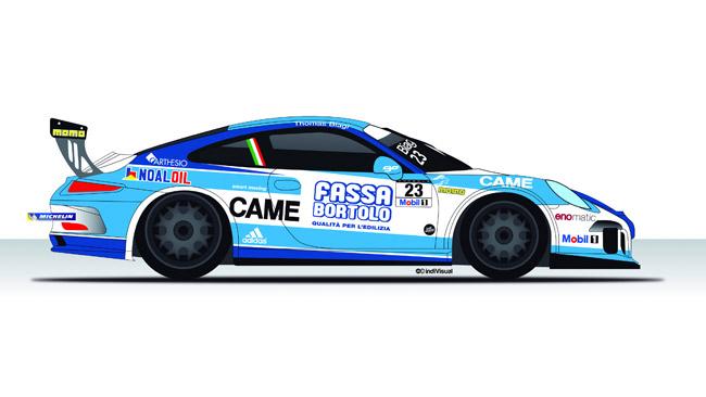 Ufficiale: Thomas Biagi al via in Porsche Supercup