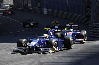 Le qualifiche della GP2 a Monaco divise in due gruppi
