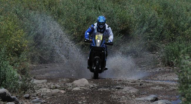 "Botturi: ""Per la prossima Dakar devo dimagrire 10 kg!"""