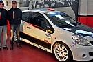 Tognozzi continua con la Clio R3 anche nel 2011