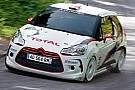 All'Ulster Rally debutta la Citroen DS3 R3
