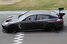 La Porsche Panamera debutta al Mugello