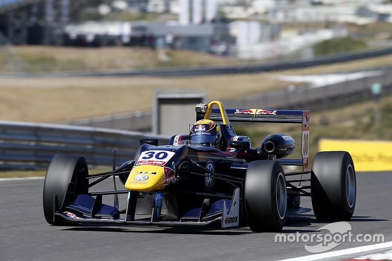 Fittipaldi - Passer du kart à la F3 Europe, un non-sens