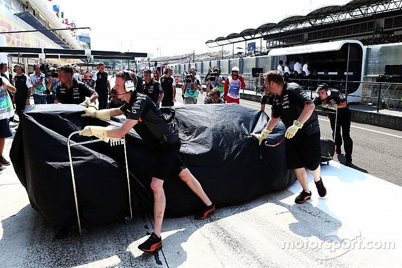 Force India est en mesure de rouler à Budapest