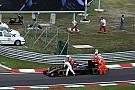 """Alonso lamenta problema: """"aconteceu na hora errada"""""""