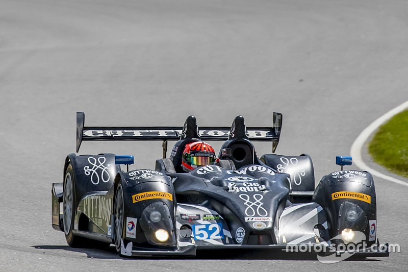 Kimber-Smith, Guasch win a strange one at Lime Rock