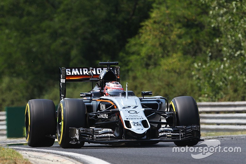 Force India à l'affût malgré les vents contraires