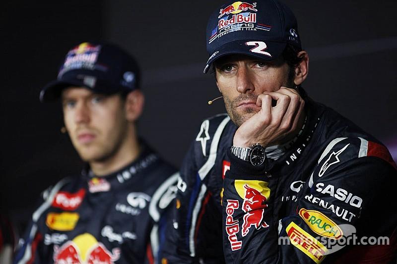 Webber: Vettel is not an enemy