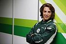 روبرتو مرعي السائق الثاني لفريق مانور في سباق أستراليا