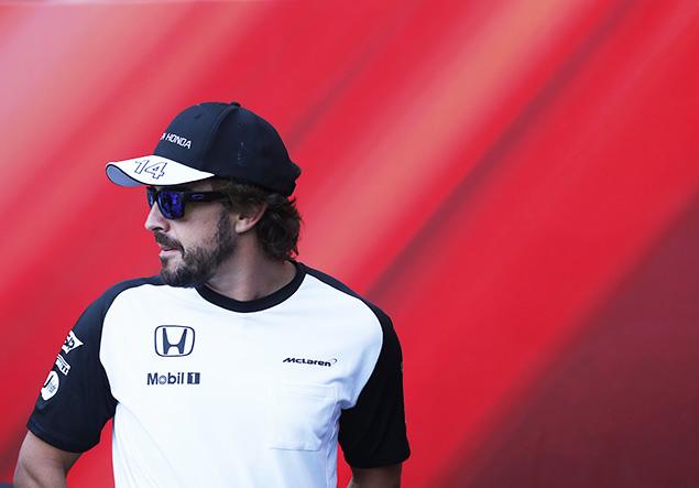 ألونسو: لم يتغيّر شيء في فيراري إستنادًا الى سباق إسبانيا