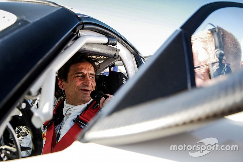 Дзанарди хотел бы выйти на старт Indy 500