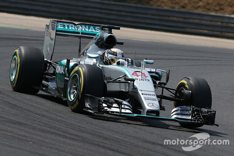 Coulthard dice que Hamilton solo tuvo un mal día