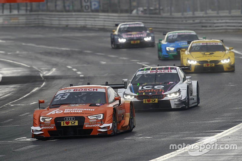 From the dunes to the Alps – DTM to race at Spielberg
