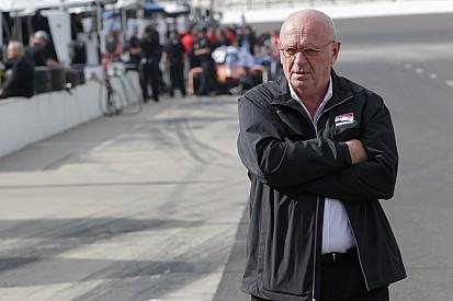IndyCar president Derrick Walker to resign