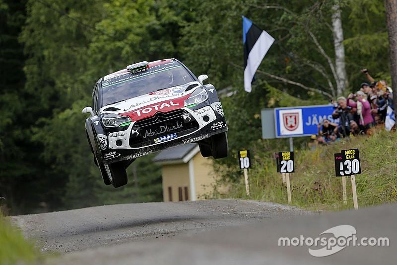 Finlandia, PS16: Meeke dice addio al terzo posto