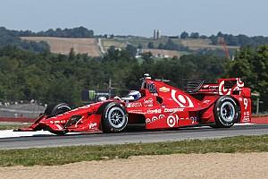 IndyCar Reporte de calificación Dixon vuelve a lucirse en Mid-Ohio