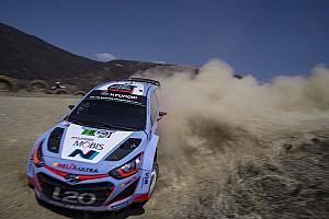 WRC Entrevista Dani Sordo se va decepcionado de Finlandia