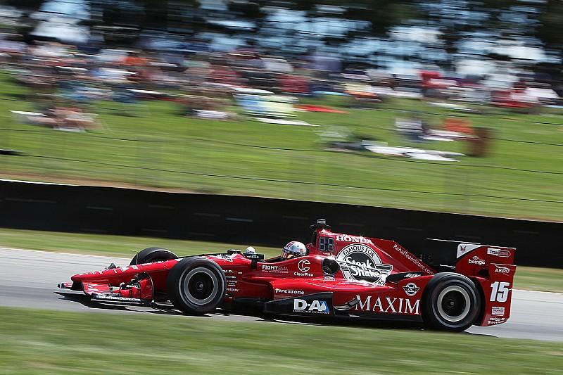 """Rahal savoure sa """"meilleure journée en IndyCar"""" avec la victoire à Mid-Ohio"""