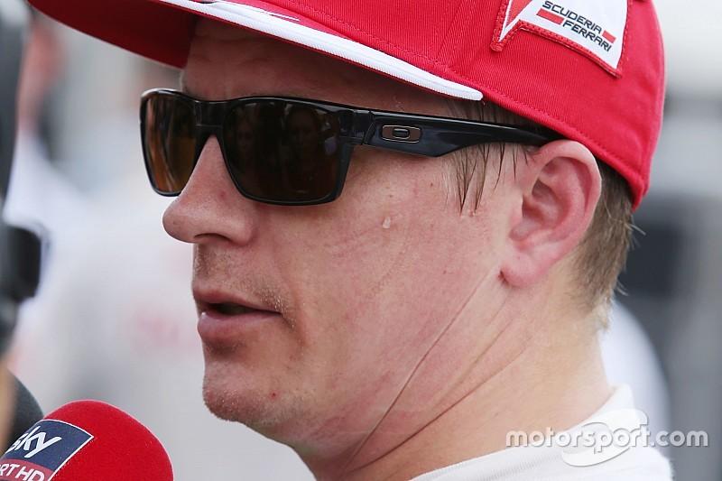 """Raikkonen dice que """"prefiero los coches de los años 2000"""""""