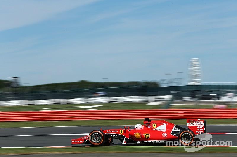 La Ferrari è molto sensibile alla perdita di carico in scia?
