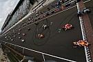 Le programme du Grand Prix d'Indianapolis