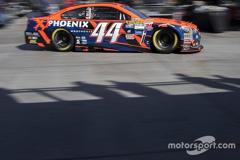 Похититель машины NASCAR получил приговор