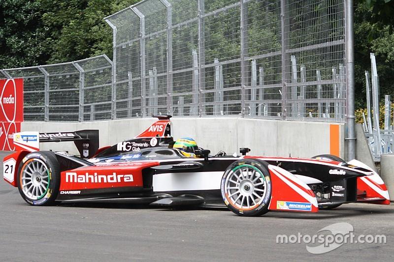 Mahindra confirma parceria com Campos Racing
