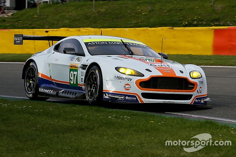 Aston Martin Racing mantiene a Turner