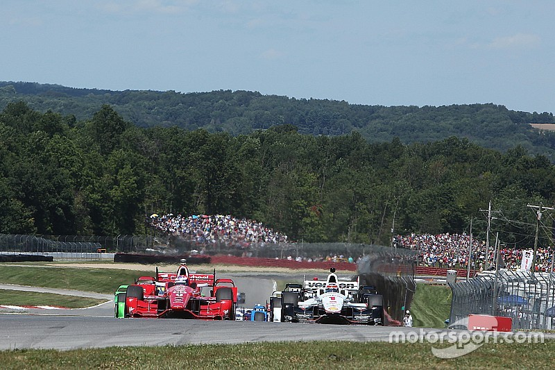 El título está abierto en IndyCar
