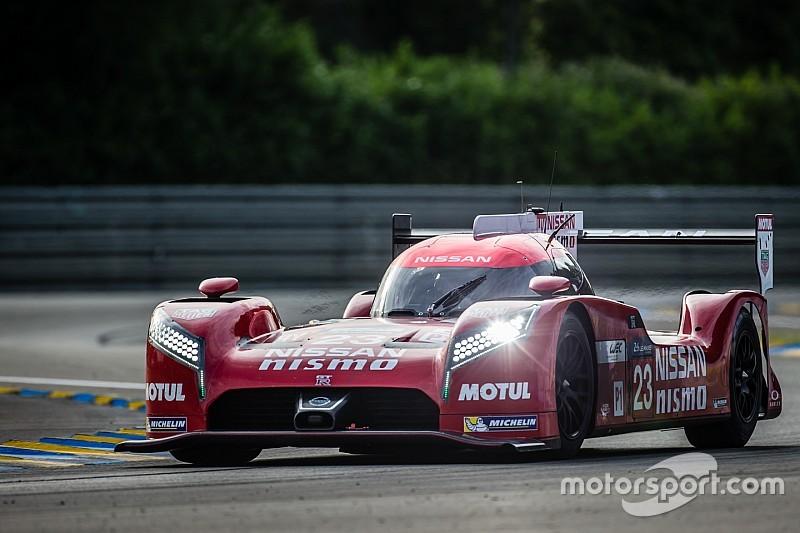 """Nissan """"zappe"""" le Nürburgring mais poursuit ses tests"""