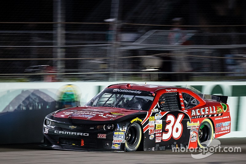Preece to pair with Tommy Baldwin Racing for Cup debut