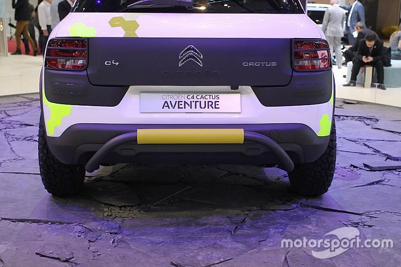 Un nouveau concept Citroën Mehari présenté à Francfort?