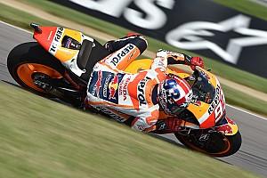 MotoGP Résumé de course Course - Márquez contrôle Lorenzo et Rossi sur le podium