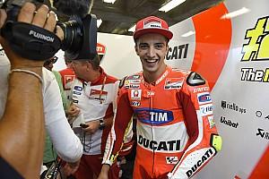 MotoGP Opinión Iannone está a disgusto con el resultado