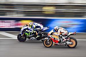 MotoGP Résumé de course Dani Pedrosa a été surpris par le retour de Valentino Rossi