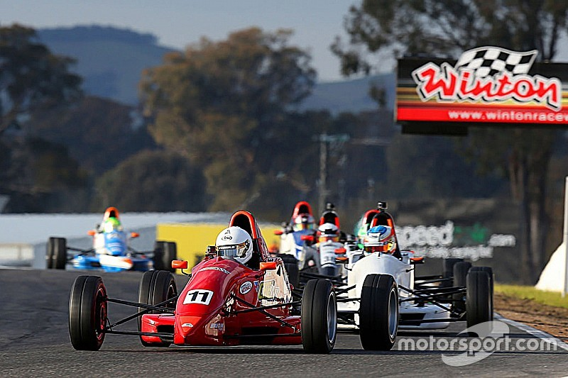 Costantino Peroni sul podio al debutto in India