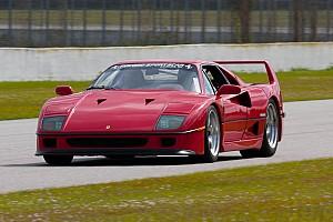Auto Actualités Une Ferrari F40 atteint 1,12 million d'euros aux enchères!