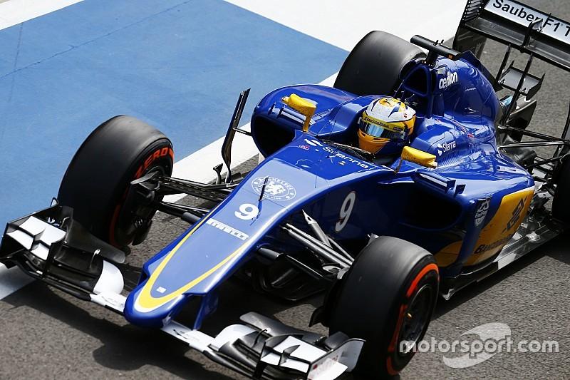 """Ericsson existe en F1 après avoir """"seulement participé"""" en 2014"""