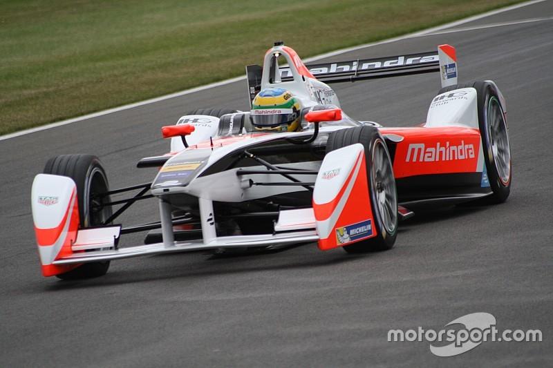 Para Senna, el equipo Mahindra luce competitivo