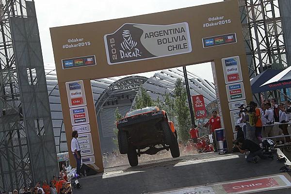 روبي غوردون ينهي تاسعاً في المرحلة 12 من رالي داكار ويصعد إلى المركز 19 في الترتيب العامّ