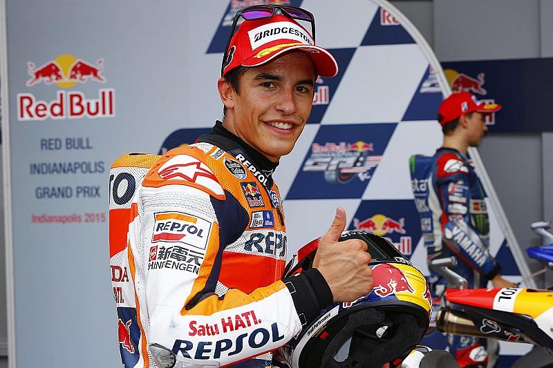 En Honda piensan que Márquez aún puede ganar el título