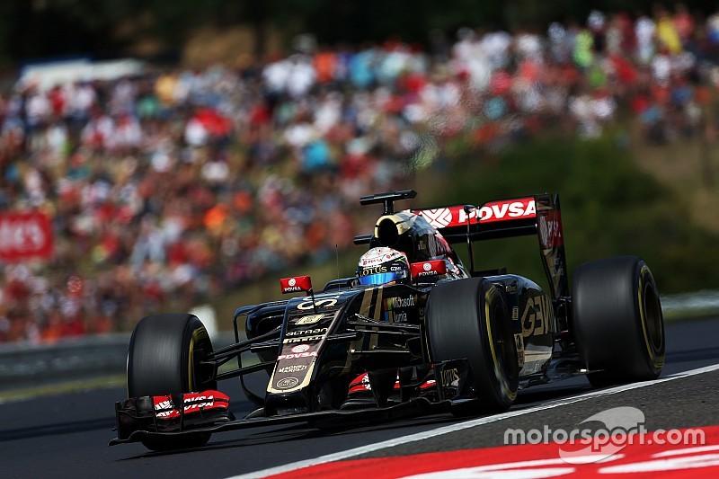 Lotus dice tener motivos para ser optimistas en Spa