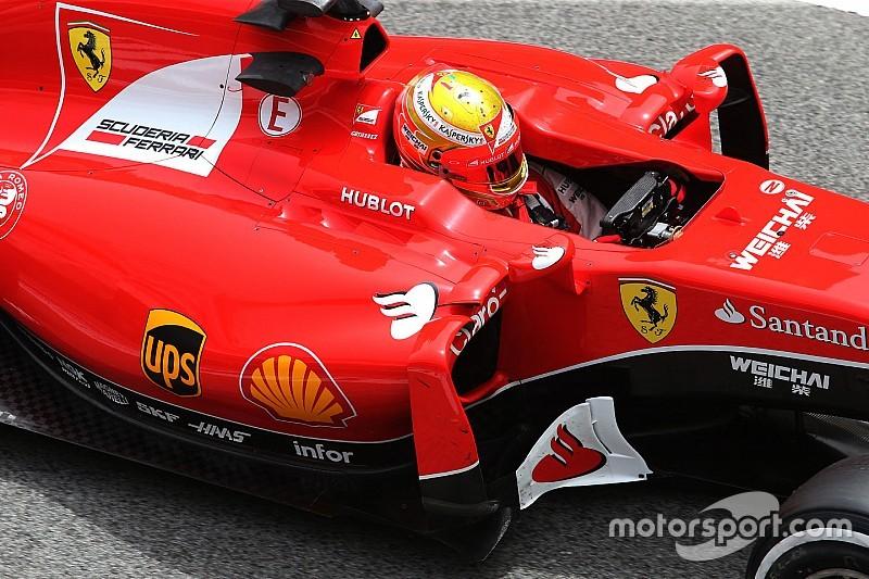 Gutiérrez - Les chances de rejoindre Haas maximisées par Ferrari