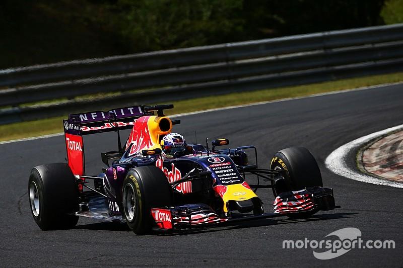 Ricciardo espera una doble penalización por motor