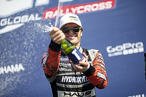 Global Rallycross Race report Nelson Piquet Jr. earns first GRC win