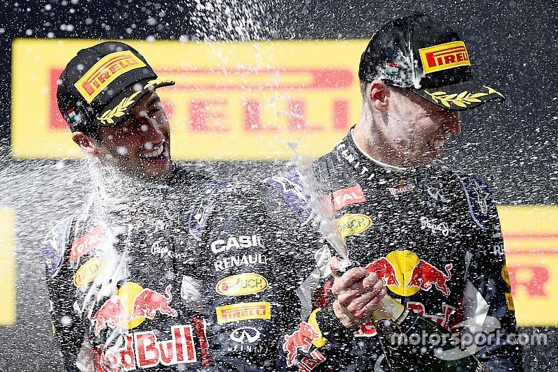 Хорнер: Квят и Риккардо – лучшая пара пилотов за всю историю Red Bull