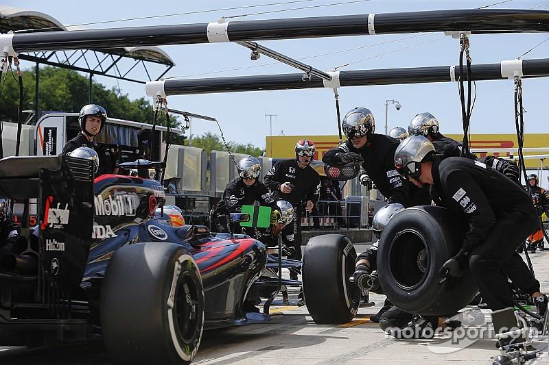 Pirelli - Les mêmes pneus qu'en Hongrie, un usage très différent