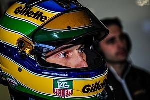 GT Breaking news Senna named McLaren driver mentor