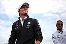 Rosberg ya quiere competir y sacudirse la decepción de Hungría